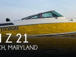 Donzi Z 21