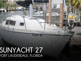 Sunyacht Sun 27