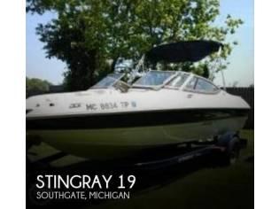 Stingray 198LX