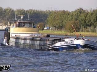 Vracht - Woonschip Kraggenburg