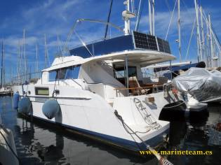 Fountaine Pajot Cumberland 44 CAT