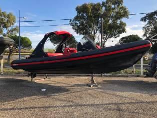 Joker Boat  Wide 800 DFB Mainstream