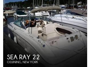 Sea Ray Weekender 225