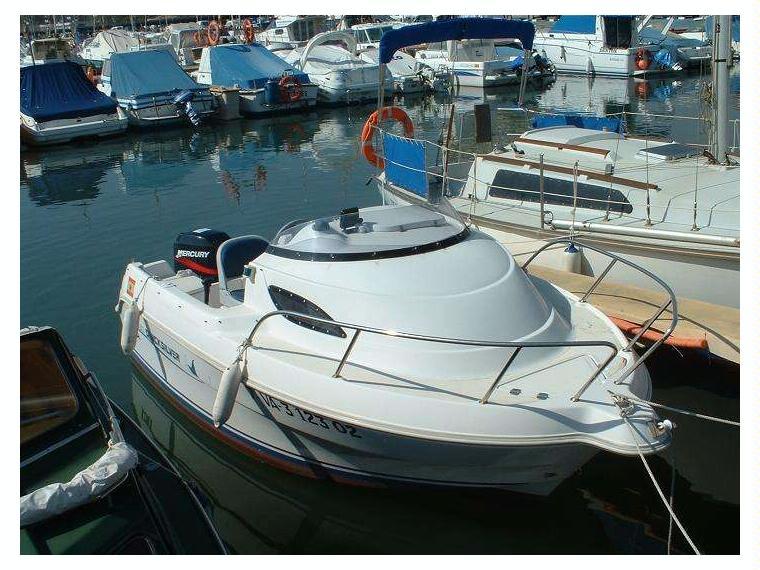 Quick silver qs500 cabine en pto dptivo pobla marina for Cabine del fiume bandera