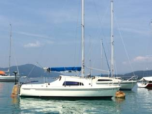 Sunbeam MANTA 19 Sailboat