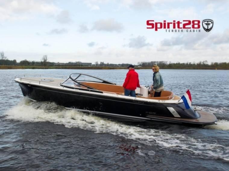 Spirit Tender 28 Cabin