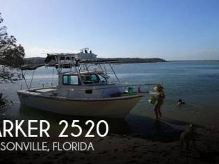 Parker Marine 2520 Sport Cabin
