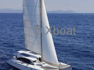 DIX HARVEY DH 550 CATAMARAN