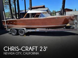Chris-Craft Continental
