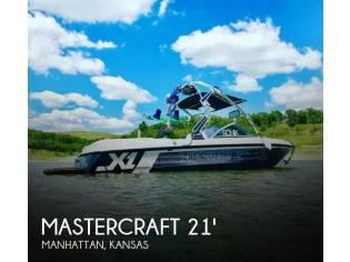 Mastercraft X1 Wakeboard Edition