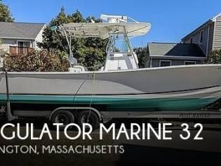 Regulator Marine 32