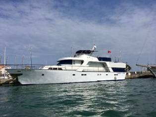 Custom Ancona Yacht Palamede