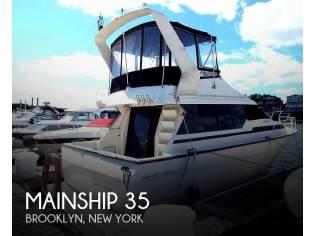 Mainship 35