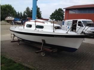 Neptun 21 Motorboot
