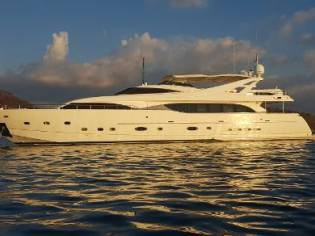 Ferretti Yachts Customline 112