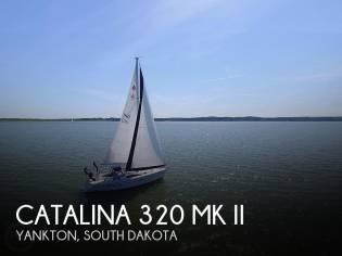 Catalina 320 Mk II
