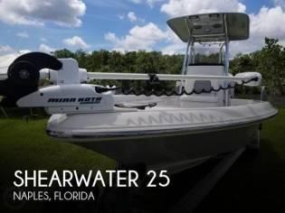 Shearwater 25 LTZ
