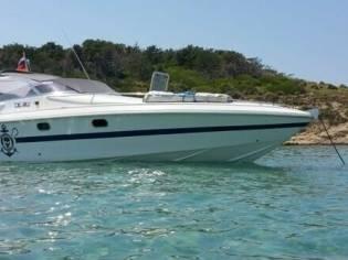 Motorboot gebraucht Motorjacht Tullio Abbate 33 -