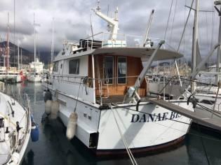 Motoryacht Baglietto 18 M - Fix Price