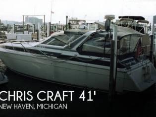 Chris-Craft Amerosport 412