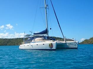 Fountaine Pajot Casamance