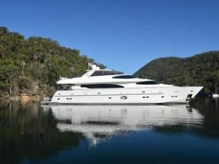 Horizon 97 Motor Yacht