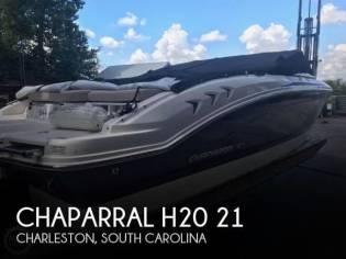 Chaparral H20 21 Ski & Fish