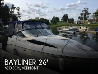 Bayliner 2665 Cierra Sunbridge