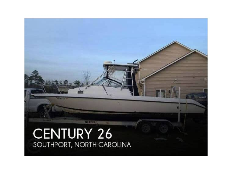 Century 26 en florida barcos a motor de ocasi n 65256 for Century motors of south florida