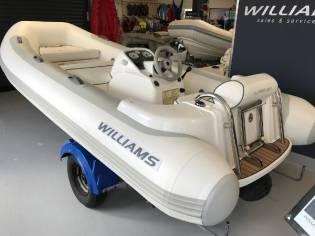 Williams Jet Tenders 385