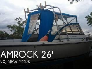 Shamrock 260 LE Cuddy Cabin