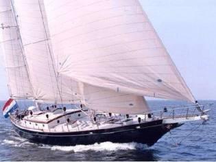 Royal Huisman Shipyard Ketch