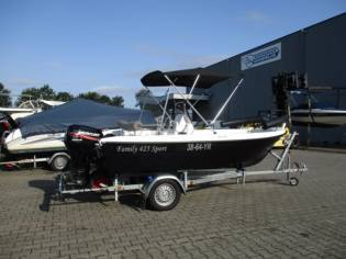 Family sloep Tender 425 Sport