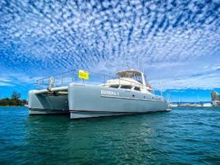 Power Play 52 Catamaran
