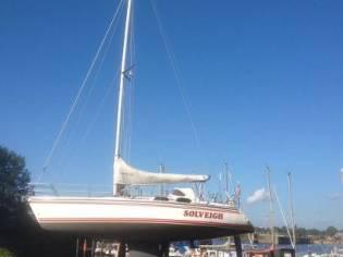 Custom Comfort Yachts Comfortina 35