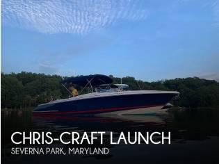 Chris-Craft 28 Launch