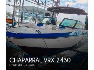Chaparral Vortex 2430 VRX