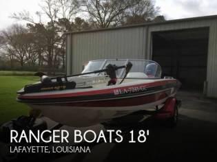 Ranger Boats Reata 186VS