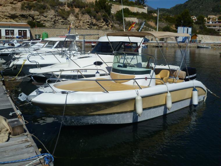 sessa marine key largo 20 deck en marina de denia lanchas de ocasi n 49495 cosas de barcos. Black Bedroom Furniture Sets. Home Design Ideas
