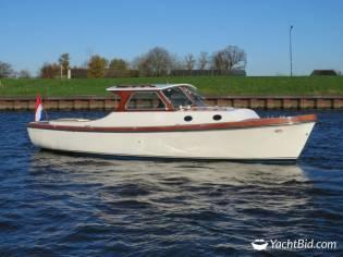 Berg Boat 28 Cabin Classic