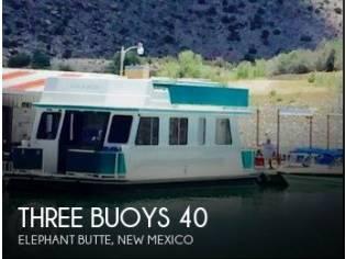 Three Buoys 40 Sunseeker