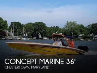 Concept Marine 36 CC