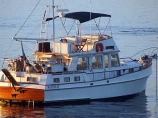 Grand Banks 42 MY Motoryacht Trawler