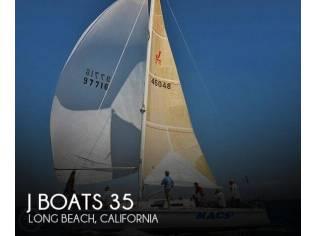 J Boats 35 Deep
