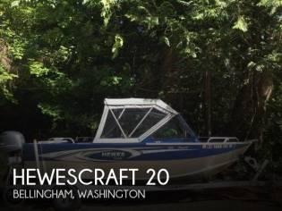 Hewescraft 180 Pro V