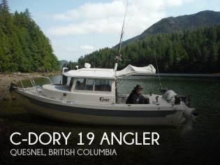C-Dory 19 Angler