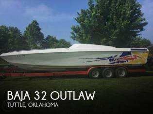 Baja 32 Outlaw