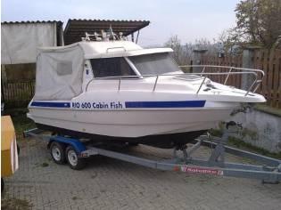 RIO 600 Cabin Fish.