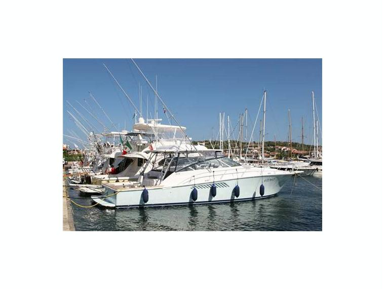 Viking Yachts 45' Open em Toscana | Barcos a motor usados