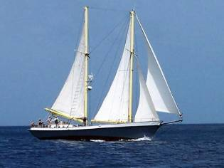 Colvin Ocean Cruising Schooner